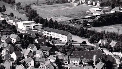 Blick auf den Bülberg