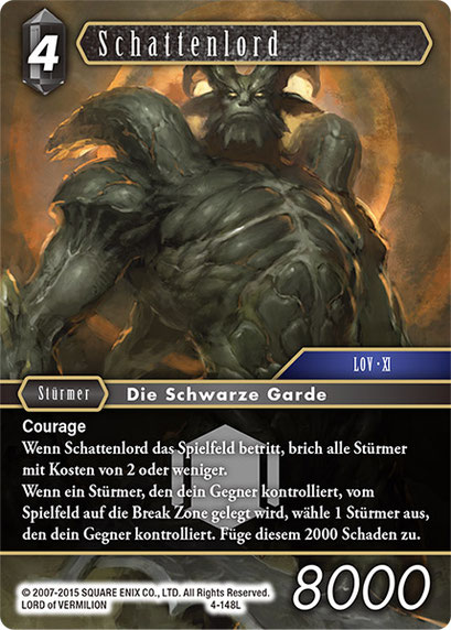 2x Schattenlord [4-148L]