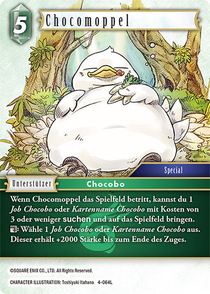 3x Chocomoppel [4-064L]