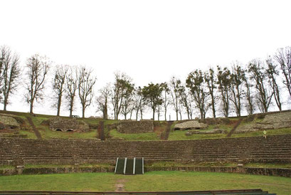 Romeinse resten in Autun