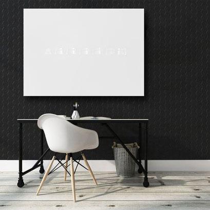Nobahar-Design-Milano-Contemporary-3dPrinted-artwork-wallpanel-white-interiordesign