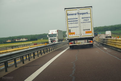 ... Lastwagen ZZZZ ...
