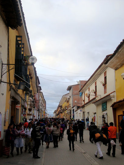 Finally in Ayacucho