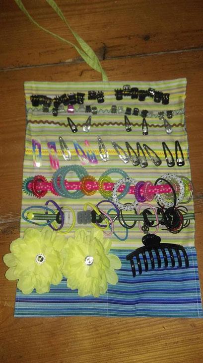 Haarspangen-Utensilio