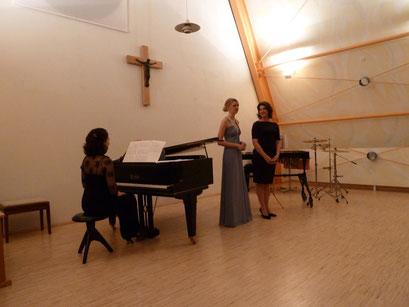 """""""Irgendwo auf der Welt"""" Konzert von und mit Nora Fitting, 06.11.2010"""