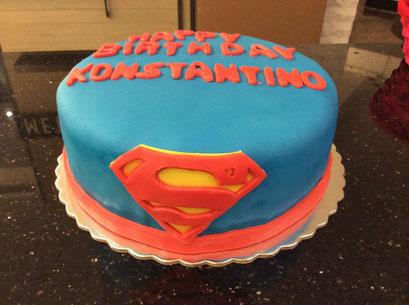 Supermanntorte