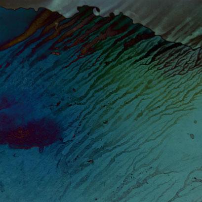 Unterwasserschallwellen