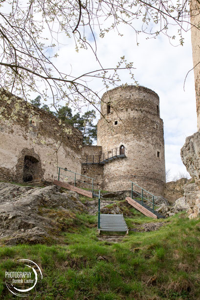 Ruine Kollmitz; Foto by Dominik Lauter Photography