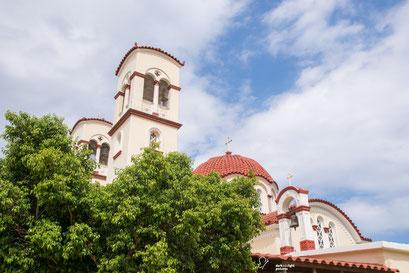 Dorfkirche in Georgiopoulis