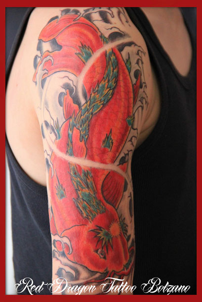 Red Dragon Tattoo - studio tatuaggi a Salorno - Trentino Alto Adige