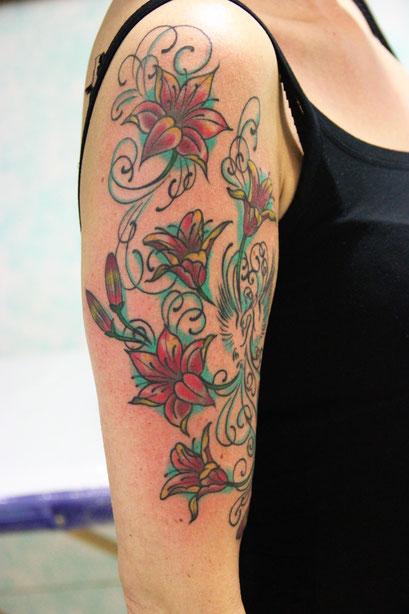 Red Dragon Tattoo - studio tatuaggi a Salorno - Trentino Alto Adige