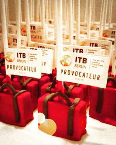 Provocateur Hotel Berlin for ITB