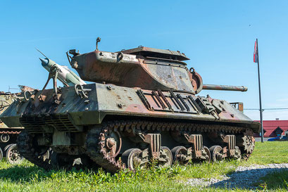 M36 tank destroyer, Produktion SAD (USA)