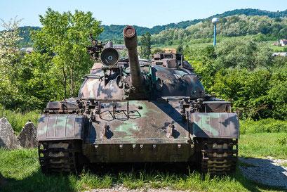 Tank T-55  Kanone 100mm 36t SSSR