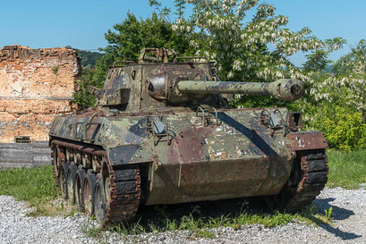 M18 Hellcat USA, Produktion SAD (USA)