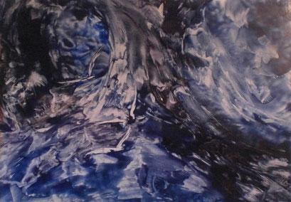 Titel: Meeresvogel, Jahr: 2010