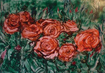 Titel: Die Rosen, Jahr: 2011