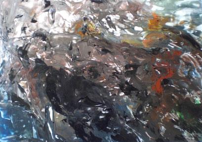 Titel: Auf dem Berg, Jahr: 2011