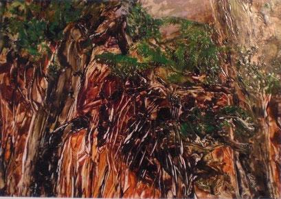 Titel: Im Wald, Jahr: 2010