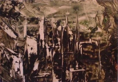 Titel: Die Stadttürme, Jahr: 2010