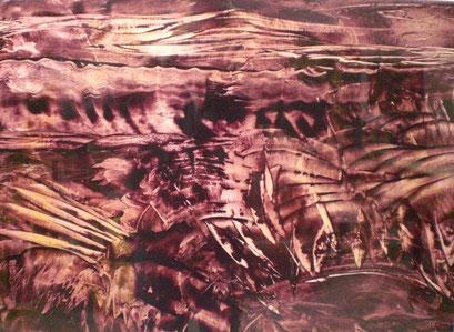 Titel: Landschaft, Jahr: 2010