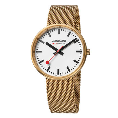 Mondaine - Mini Giant A763.30362.21SBM