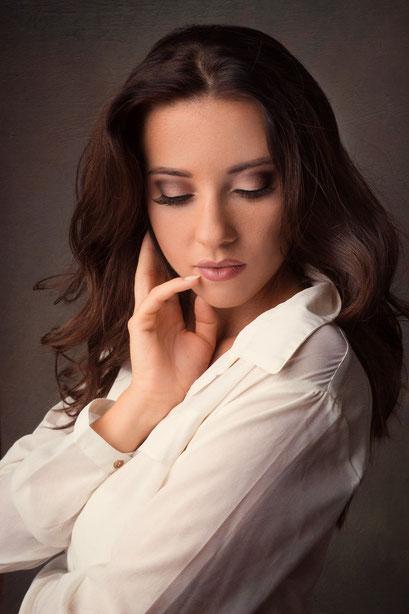 Modell: Paulina, Visa: Giada Succurro