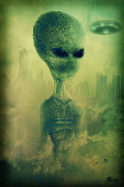 The truth ist out there green