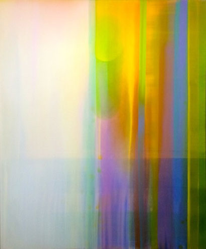 カラーラインフィールド F130(192x162cm)  2014