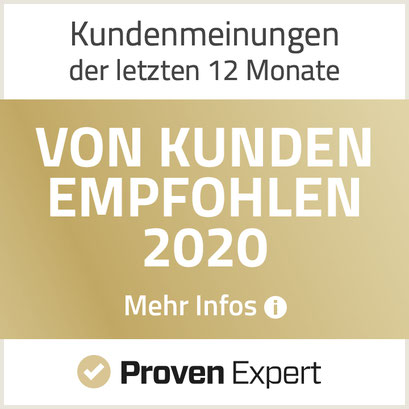 Hypnosecoaching Christian Schmidt - Von Kunden empfohlen 2020
