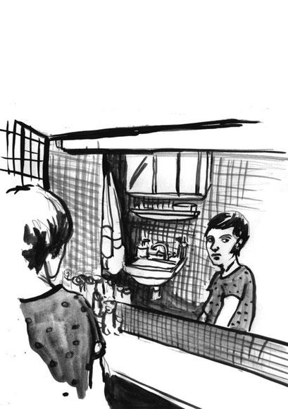 Ein Blick in den Spiegel- Popescu