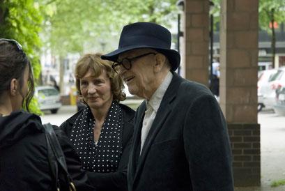 Anita und Werner Ruhnau