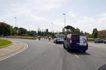 Passando da Siena
