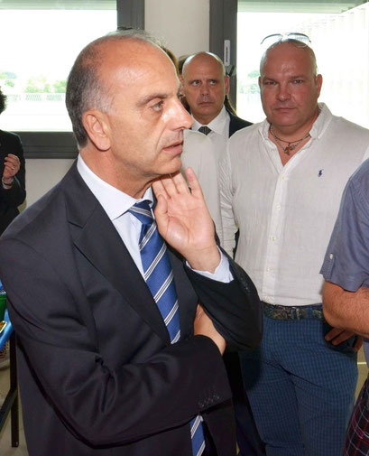 On Bocci, Segretario SAP