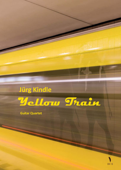 Yellow Train EK 15