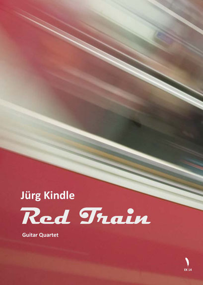 Red Train EK 14