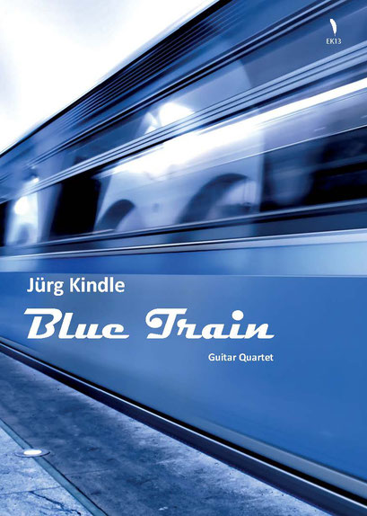 Blue Train EK 13