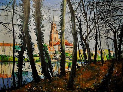 Rathenow, 120x90 cm, 2016 (verk.)