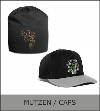Accessoires Mützen Caps