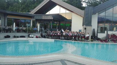 Sommerkonzerte 2017 - Kurzentrum Bad Vigaun