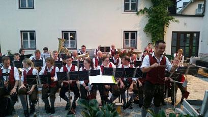 Sommerkonzerte 2017 - Dorfzentrum Bad Vigaun