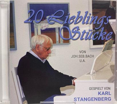 Karl Stangenberg: Lieblingsstücke