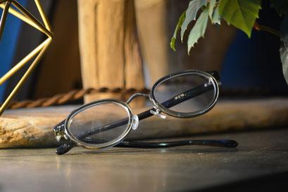 NEW.Esalen C-Brown 税抜12,000円  レンズ:Ito Lens アクロライト1.60 ネオコントラスト 税抜24,000円   仕上り価格 税抜36,000円