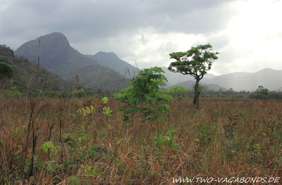 KANUKU MOUNTAINS