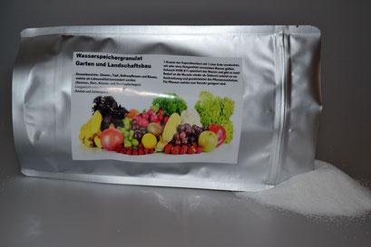 Wasserspeicher für Obst, Gemüse, Kräuter HVDE 811