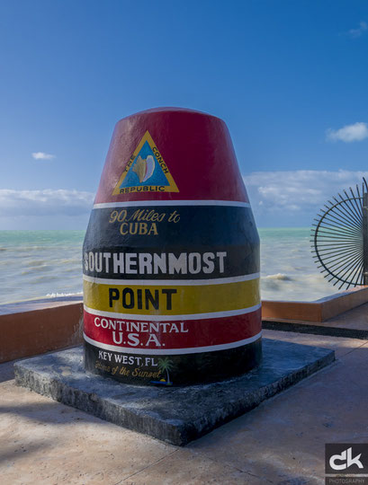 Mostsouthern Point