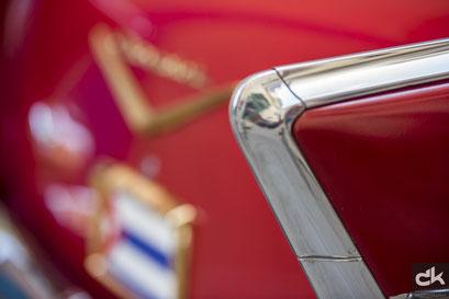 legendäres kubanisches Auto