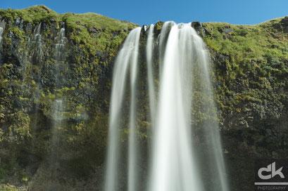 Seljalandsfoss (Juli 2012, Island)