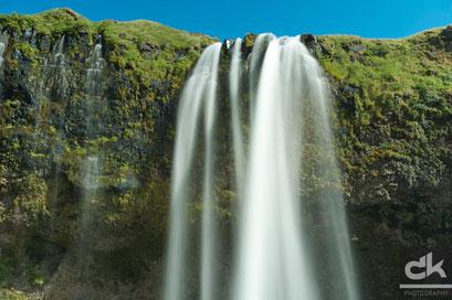 Seljalandsfoss (Juli 2015, Island)