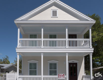 Mein Ferienhaus in Key West